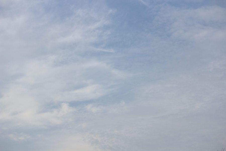 Perfect Blue Burundi Sky