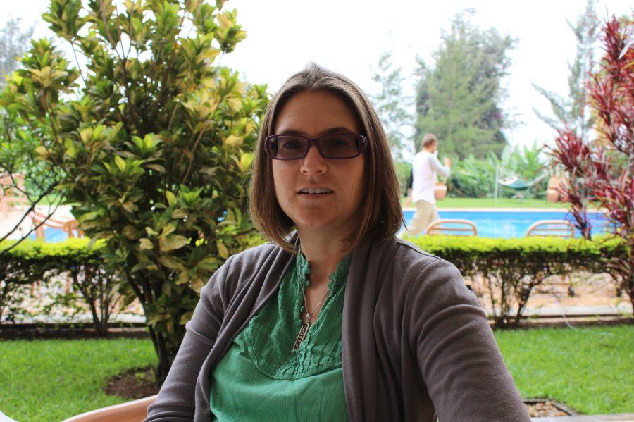 Me at Hotel Rwanda