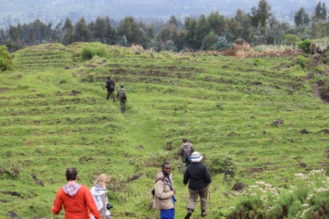 Hiking the Ruhengeri