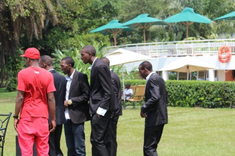 Shots from Serena Hotel, Gisenyi