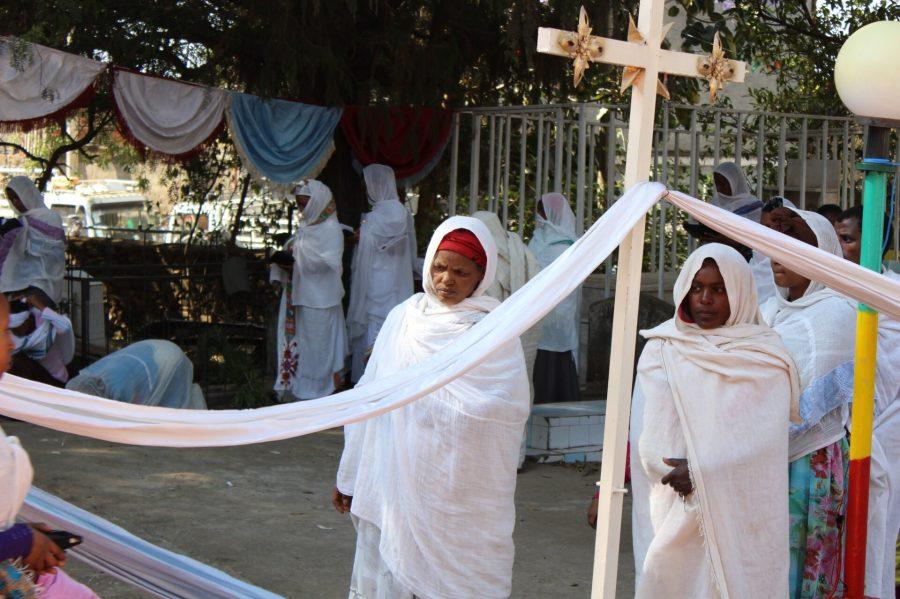Christmas in Gondar