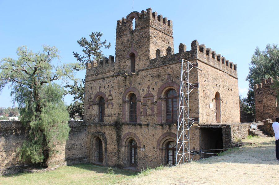 Fasilides Castle, Gondar