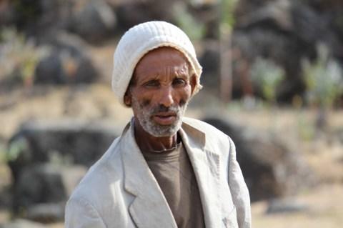 Farmer from Lalibela