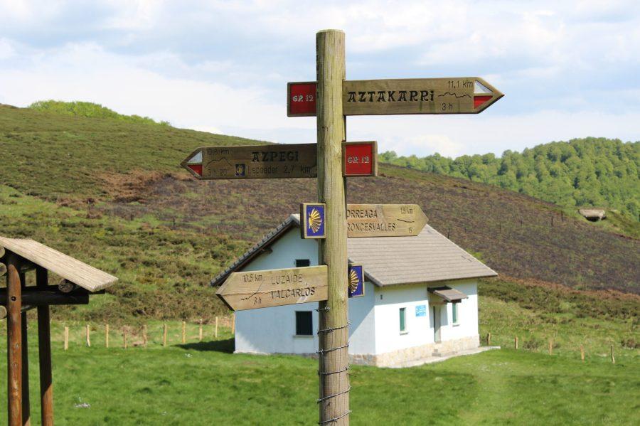 St. James Pilgrimage Route
