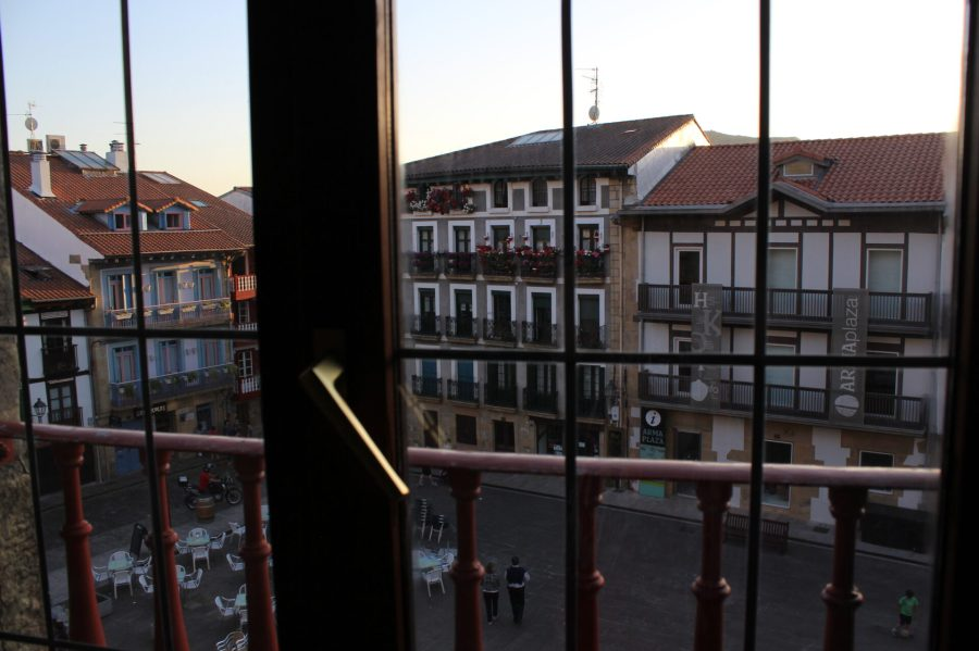 Hondarribia - Paradores Hotel - The Castle Square