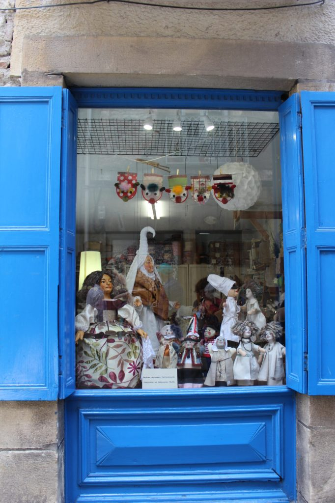 Puppet Studio in Hondarribia