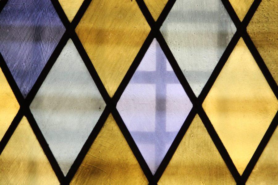 Casa del Cordon Stained Glass