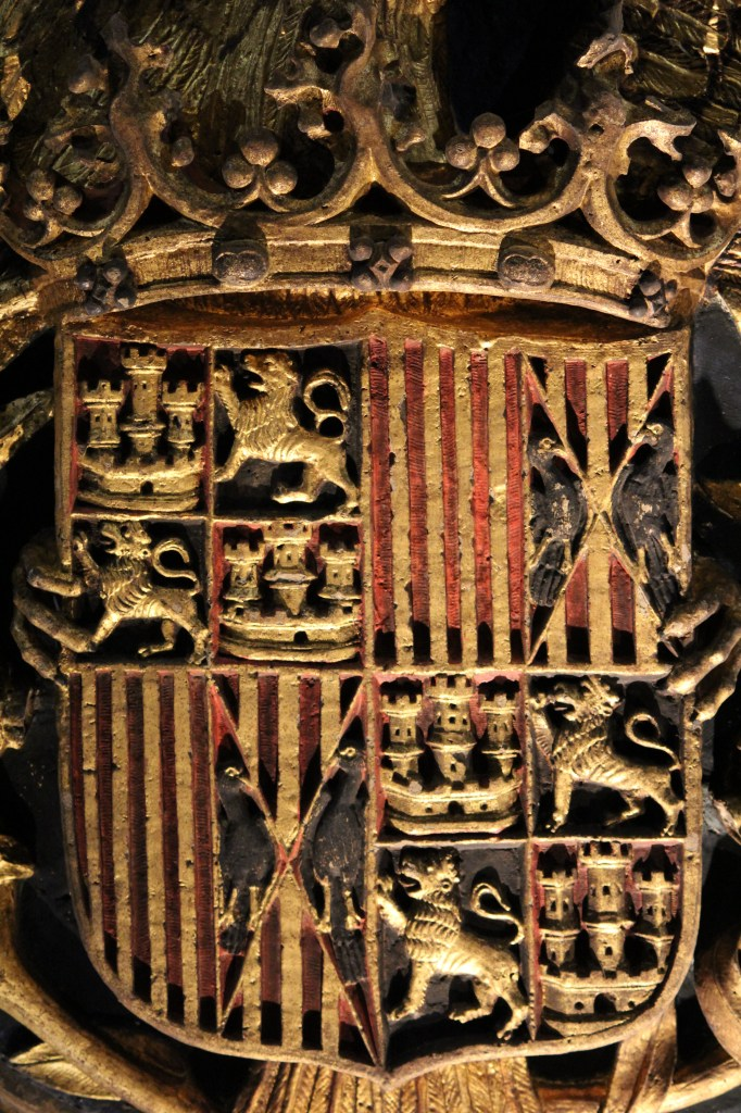 Casa del Cordon Coat of Arms