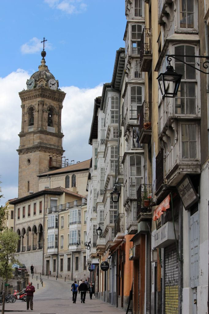 Vitoria Streets