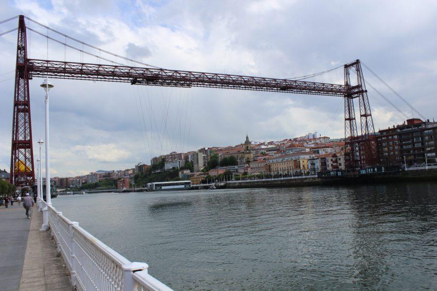Getxo Bridge