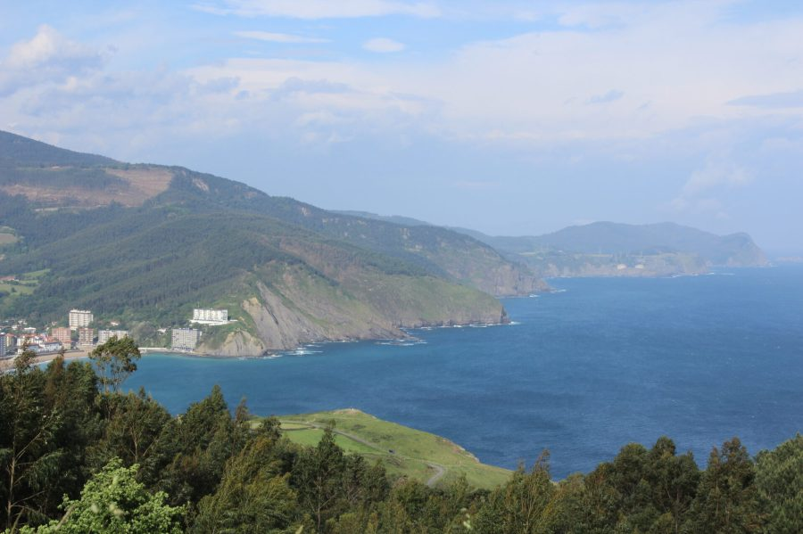Fabulous Views of the Basque Coast