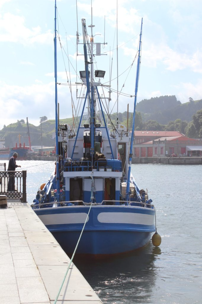 Bermeo Fishing Vessel