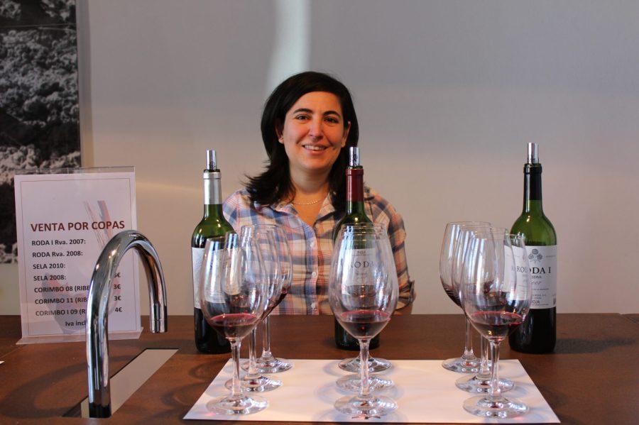 Roda Winery in Rioja Tasting