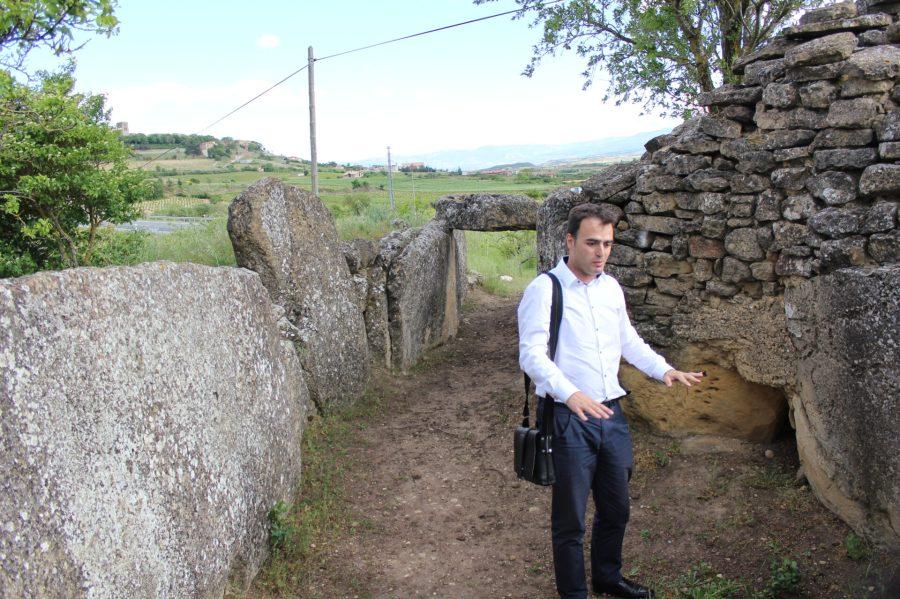 Stonehenge in Rioja