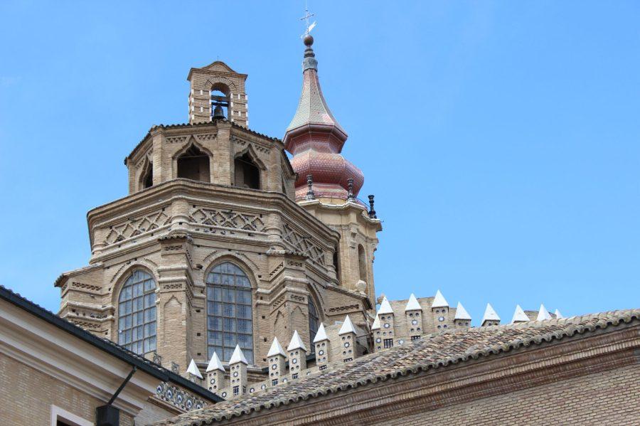 Zaragoza - Catedral de la Sao