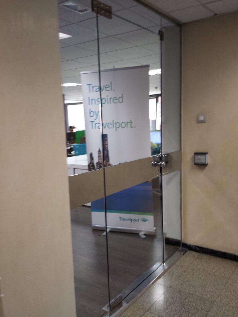 Travelport Barcelona Office Building