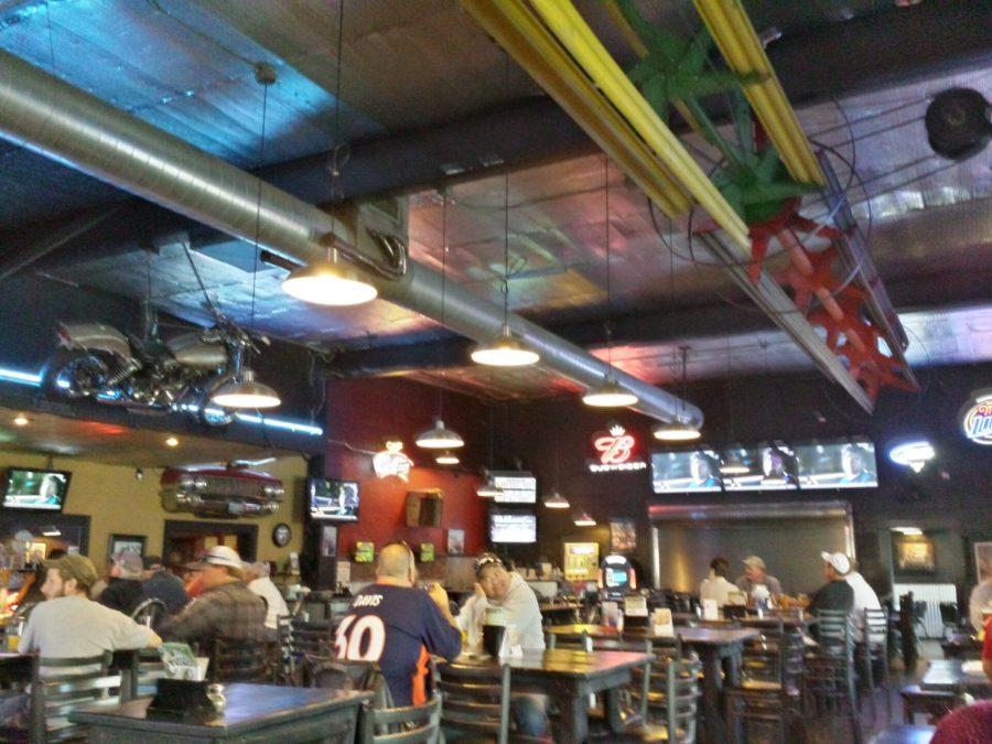 Steel Grill in Scottsbluff (Gering)