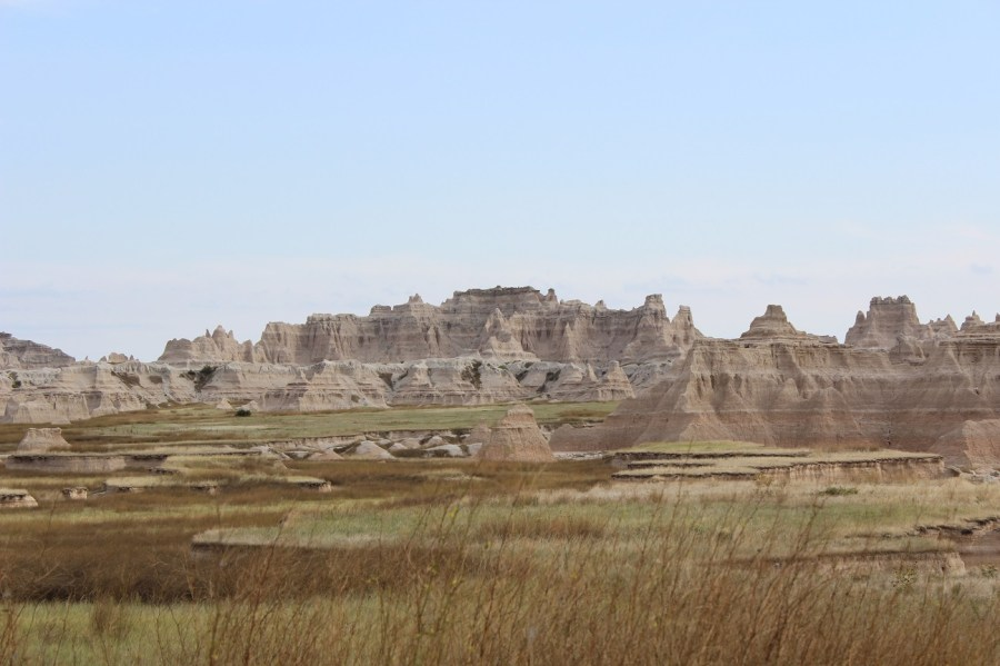 Medicine Root Trail - Badlands
