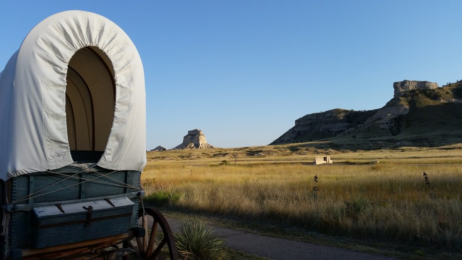Scottsbluff Wagons