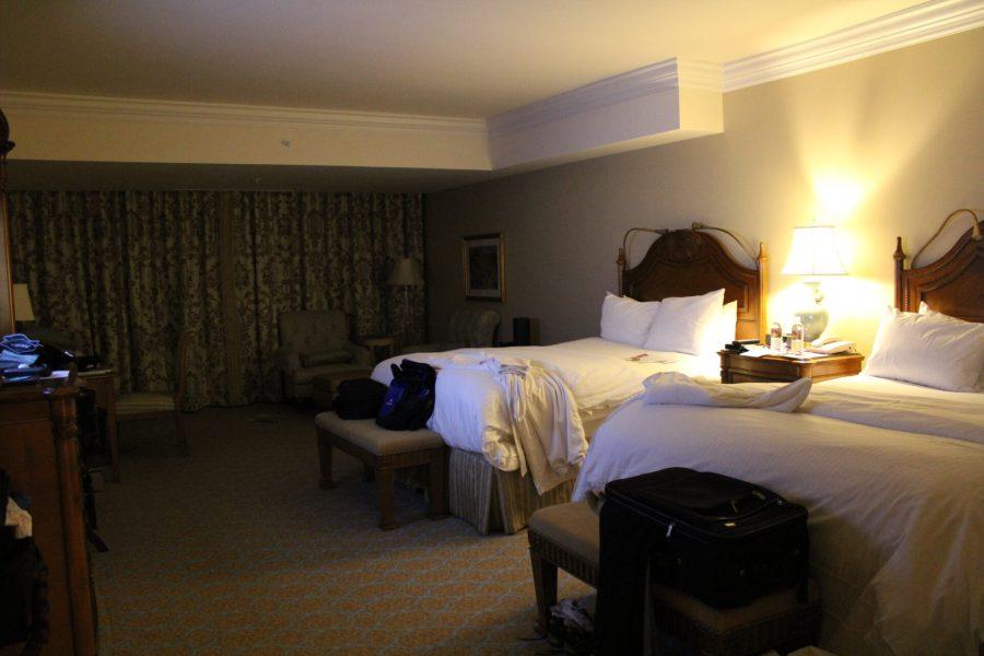 The Broadmoor Hotel Room West 4336