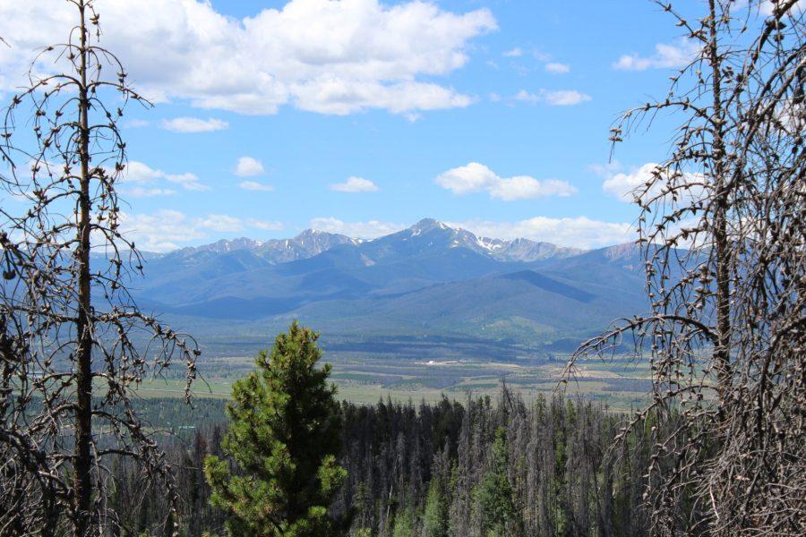 Columbine Lake Trail