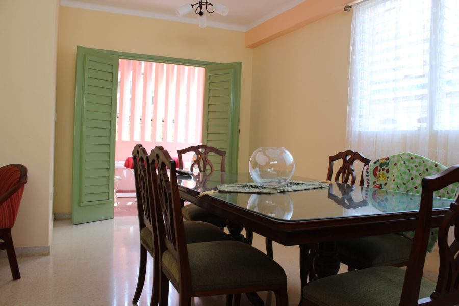 Casa Castellon Living Room