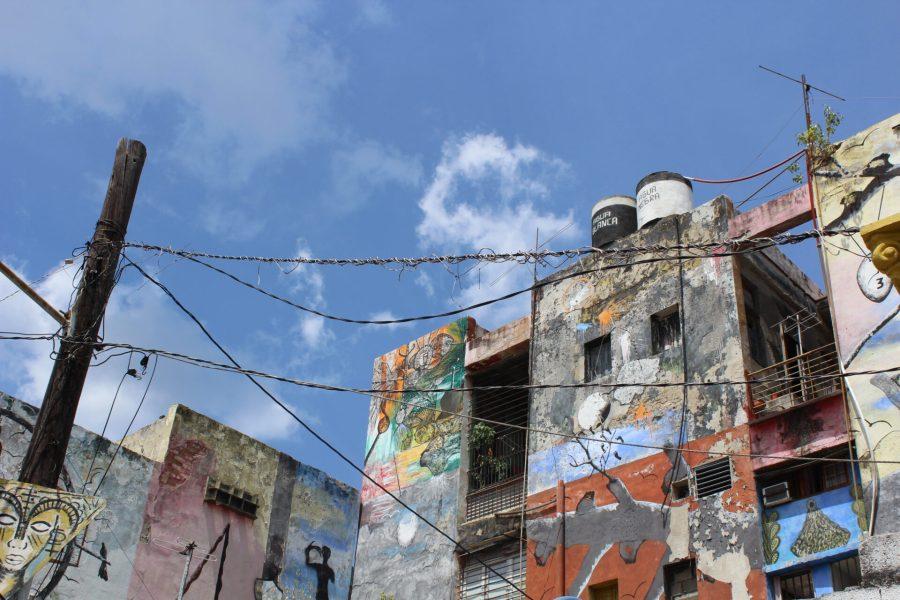 Callejon de Hamel in Havana