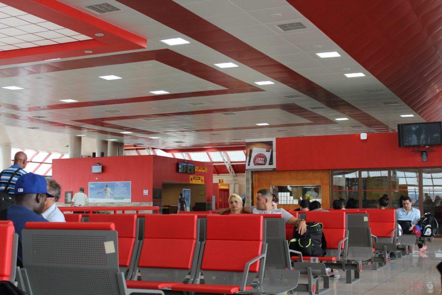 Leaving Cuba - the HAV airport
