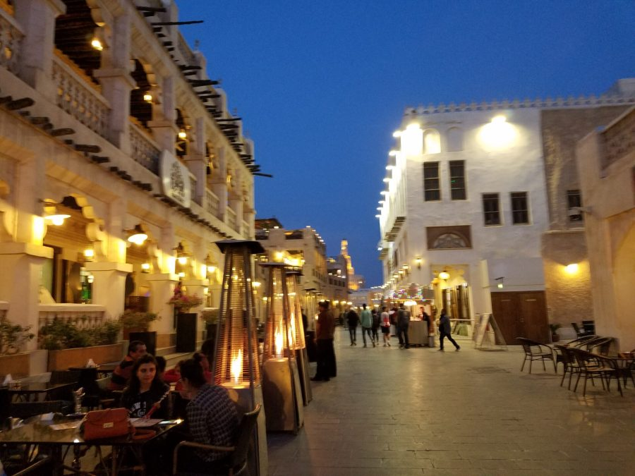 Suq Waqif - a day in Doha