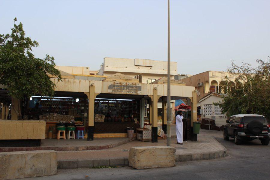 Haffa Suq - Salalah in two days