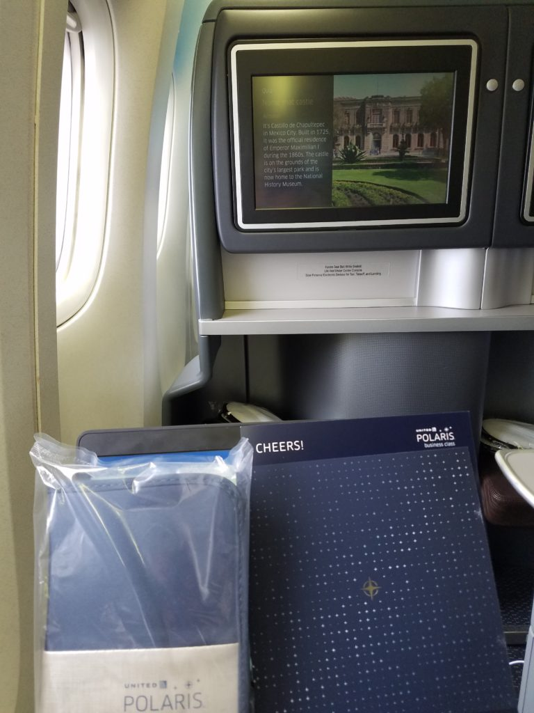 United Polaris pod