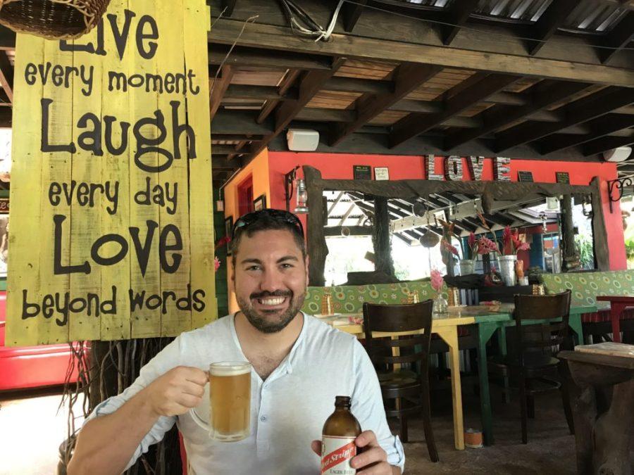 Miss T's in Ocho Rios, Jamaica