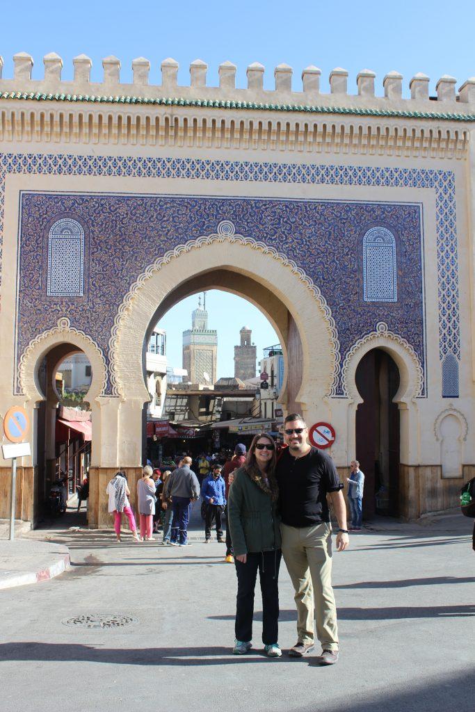 Bab Bajloud in Fez