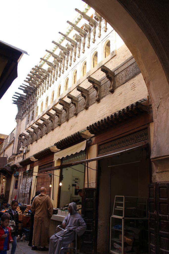 Hydraulic Clock in Fez