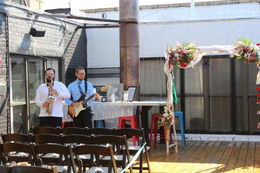 Brooklyn wedding tunes