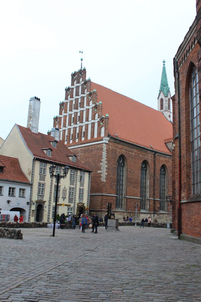 St John's Church in Riga