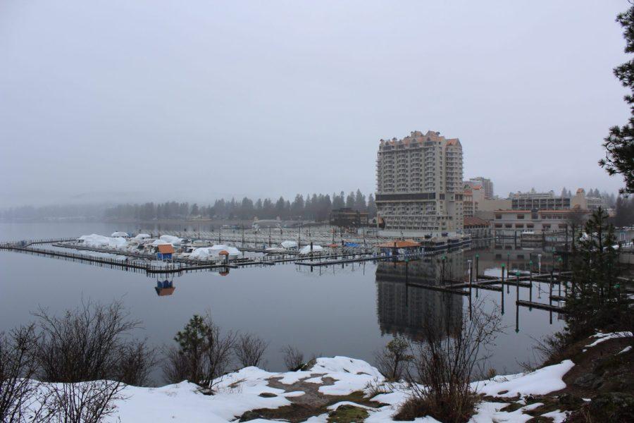 Coeur d'Alene winter getaway