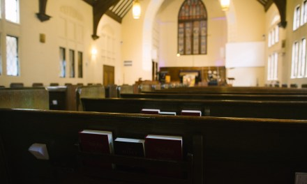 After Violence Against My New Orleans Church, It's Time for Forgiveness