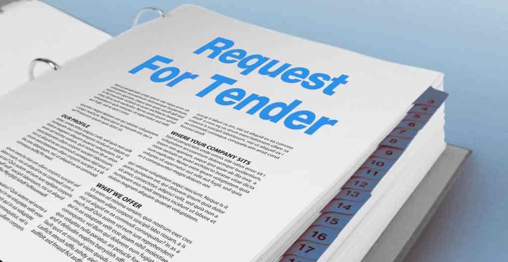 tender writers tasmania