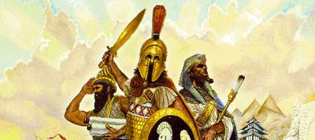 Remember the Age of Empires Cheats? They were the best. Pow pow!