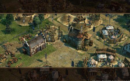 Anno 1404 Marketplace