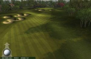 Tiger Woods Online - In the Air