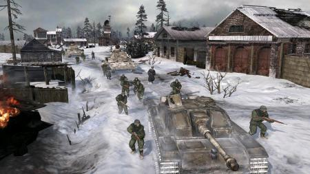 Company of Heroes 2 PC Strategy June 2013