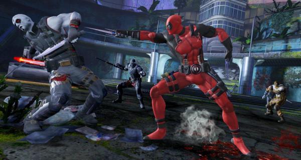 Teenage Mutant Ninja Deadpool
