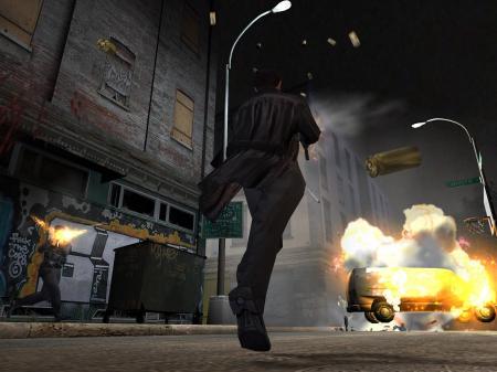 Max Payne 2 Steam Backlog PC Screenshot