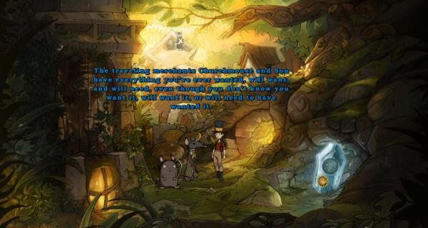 The Night of the Rabbit Screenshot Daedalic Entertainment Steam PC Point and Click Adventure