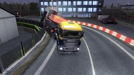 Getting my truck stuck like a pro.