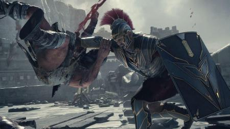 Ryse Son Of Rome Screenshot European release date November 2013