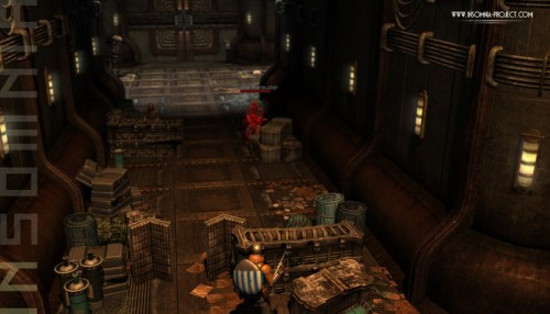 InSomnia gameplay screenshot