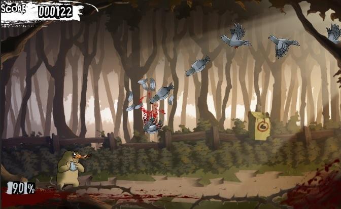 Nature Hater Gameplay Screenshot